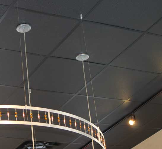 Acoustic Ceiling Installation Houston