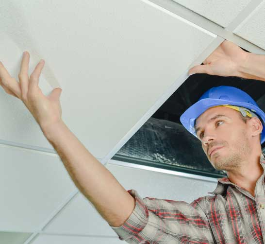 Acoustic Ceiling Repair Houston