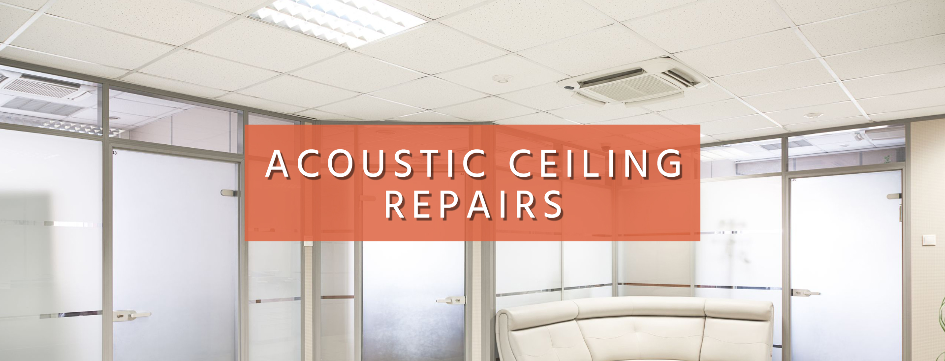 Houston Acoustic Ceiling Repair
